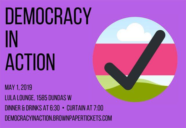 Democracy In Action - Romulo Delgado